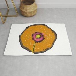 Yummy donut Rug