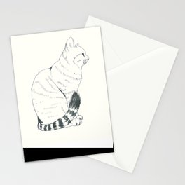 neko Stationery Cards