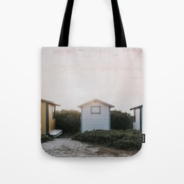 Summer at the beach II - Landscape and Nature Photography Tote Bag