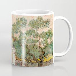Vincent Van Gogh - Women Picking Olives Coffee Mug