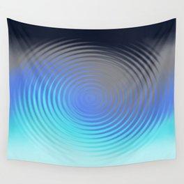 Abstract circle 25 Wall Tapestry