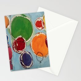 Talus Floats Stationery Cards