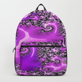 Pink Lace  Backpack