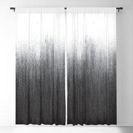 Charcoal Ombré Blackout Curtain