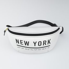 New York Fanny Pack