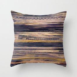 Ethnic Vol.21 Throw Pillow