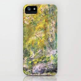 Abstract Art 1007 iPhone Case