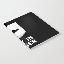 Get In Loser Notebook