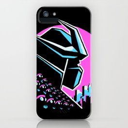 Join The Foot iPhone Case