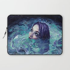Whirlwind Calm Laptop Sleeve