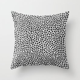 Little Scratches Everwhere Throw Pillow