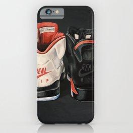Jordan 6 Real Hip-hop sneakers iPhone Case