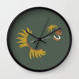 The Jungle Book - Alternative Movie Poster Wall Clock