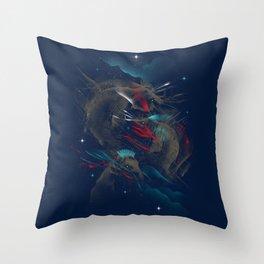 Shangri-La Throw Pillow