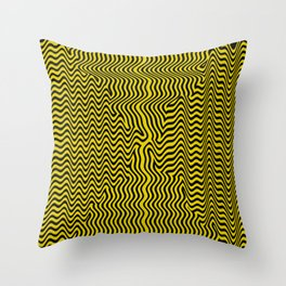 Shock Me like an Electric Eel Throw Pillow