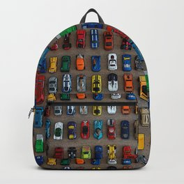 1980's Toy Cars Backpack