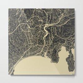 Nice map Metal Print