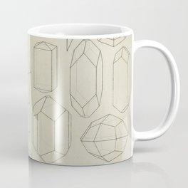 Geometric Crystals Coffee Mug