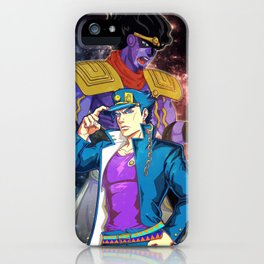 JoStar - JOJO'S BIZARRE ADVENTURE iPhone Case