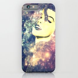 Baby, You're A Star : Pastel Galaxy iPhone Case