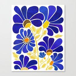 The Happiest Flowers Leinwanddruck