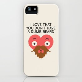 Groomed For Love iPhone Case