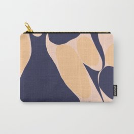 Abstraction_Organic_Shape_Minimalism_001 Carry-All Pouch