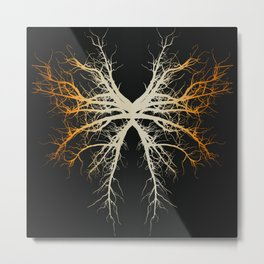 The Roots of Chaos Metal Print