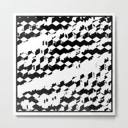 Abstractart 131 Metal Print