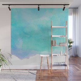 For The Love Of Aqua Wall Mural