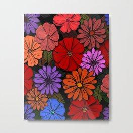 Flower Power #4 Metal Print