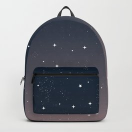 Keep On Shining - Peaceful Dusk Backpack