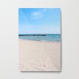 AFE Toronto Island Beach 3 Metal Print