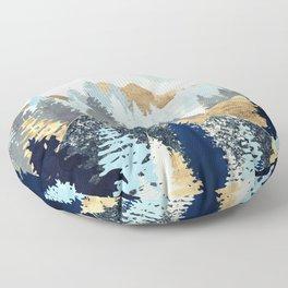Forest Vista Floor Pillow