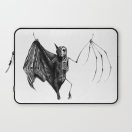 Half The Bat I Used To Be Laptop Sleeve