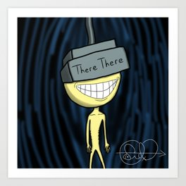 There There VR Odese Art Print