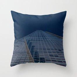 The Shard of Glass Throw Pillow