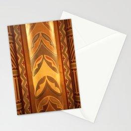 Matthias Church patterns Stationery Cards