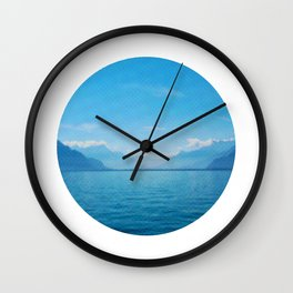 le Léman Wall Clock