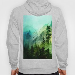 Mountain Morning Hoody
