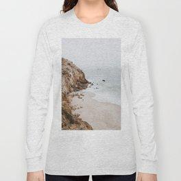 malibu coast / california Long Sleeve T-shirt