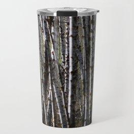 Messy trees Travel Mug
