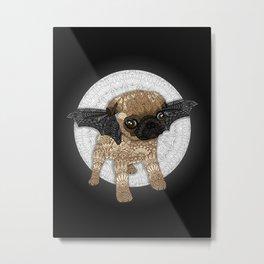 Vampuger Puppy Metal Print