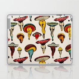Sexy mushrooms Laptop & iPad Skin