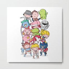 80's Babies Metal Print
