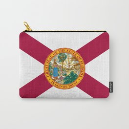 Florida Flag Carry-All Pouch