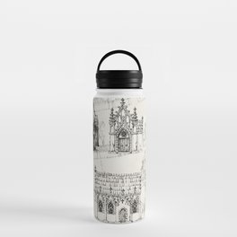 Concept Gothic Chapel Water Bottle