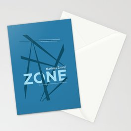 Zone Stationery Cards