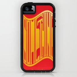 Something 01 iPhone Case