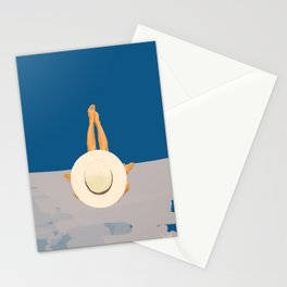 At The Ocean Stationery Cards